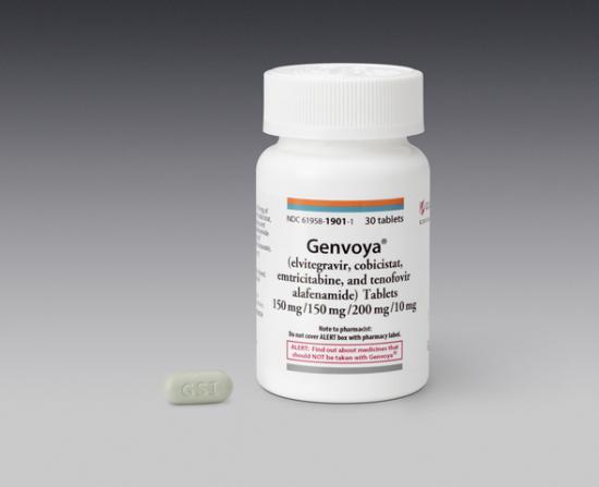genvoya препарат