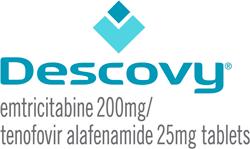 Descovy® логотип